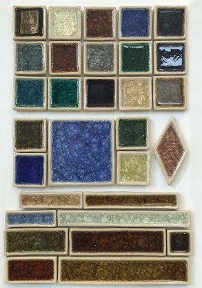 Glassic Sample Board