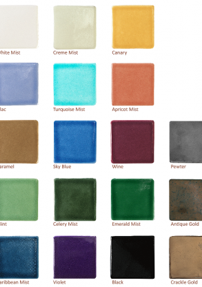 Epro Winslow Wall Color Palette