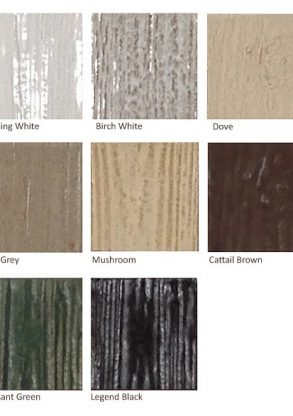 Epro Wood Color Palette