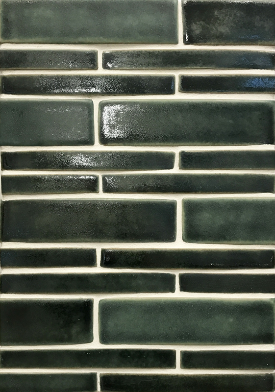 Heritage Glazed, Cypress Green